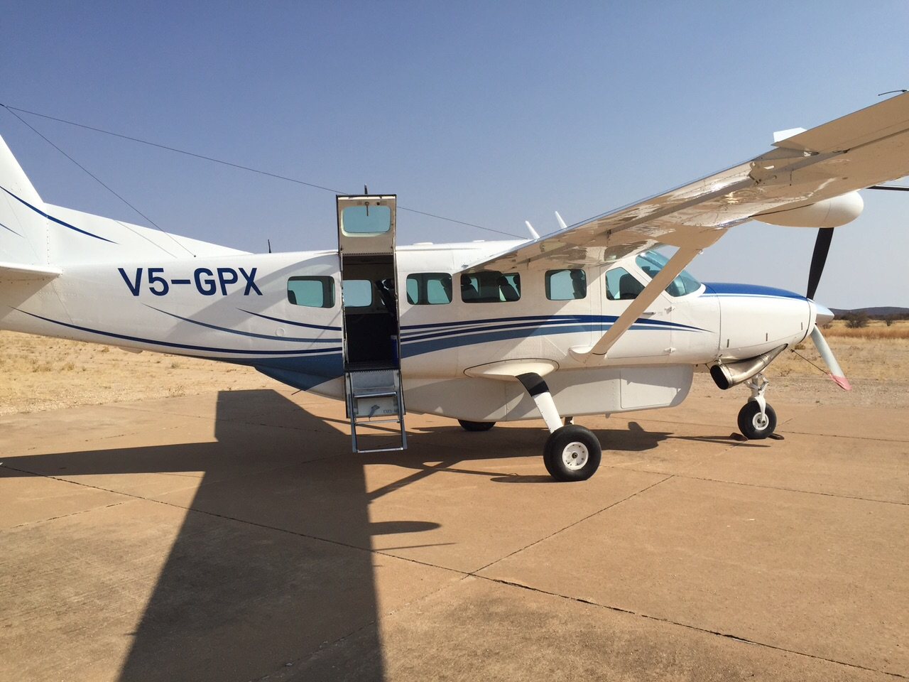 Desert Air Plane 1